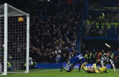 Newcastle Sukses Balas Gol Chelsea