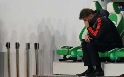 LvG Kecewa dengan United Terkait Rencana Mendatangkan Mourinho