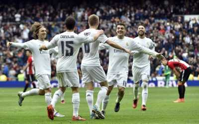 Lawan Athletic, Madrid Sempat Panik