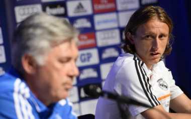 Gelandang Madrid Belum Bisa Move On dari Ancelotti