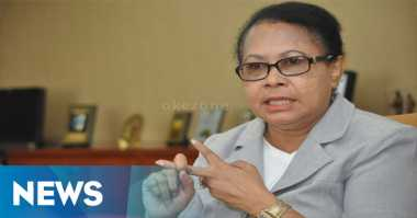 Menteri Yohana Godok Aturan Larang Siswa Bawa Gadget ke Sekolah