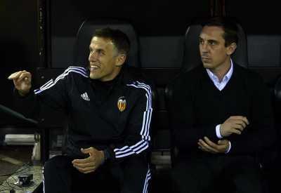 Raih Kemenangan Perdana Bersama Valencia, Neville Kalem