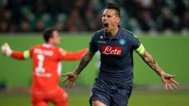 Kalah dari Juventus, Kapten Napoli Tetap Bangga
