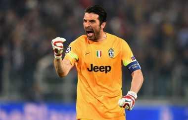 Buffon Puas dengan Lini Belakang Juventus