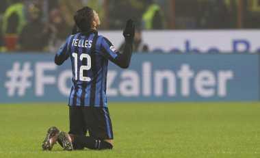 10 Menit Terakhir, Inter Bermain dengan 10 Pemain