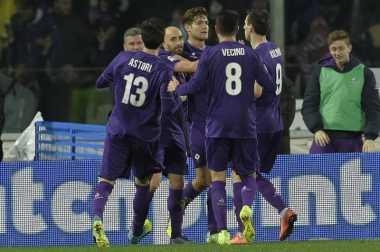 Redam Inter, Fiorentina Masuk Zona Liga Champions
