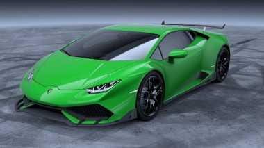 Body Kit Supercar Ini Seharga Toyota Sienta