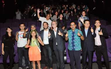 Film Surat Cinta untuk Kartini Dukung World IP Day