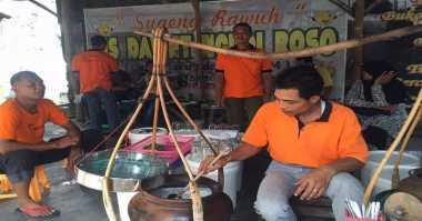 Nyeruput Dawet Prambanan 'Ngudi Roso' yang Melegenda