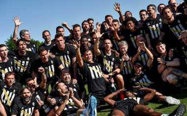 Soccerpedia: Periode Awal Kebangkitan Juve Sampai Bisa Scudetto Musim Ini