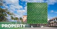 Bangunan di AS Gunakan 3.000 Batu Giok
