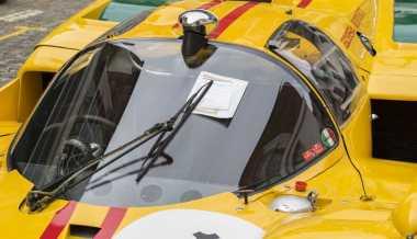 Ferrari Seharga Rp192 M Ini Jadi Mobil Termahal yang Pernah Ditilang