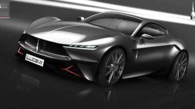 Sportcar Tampang Gahar, Penantang Tesla Model S