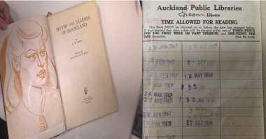 Telat 67 Tahun Kembalikan Buku, Nenek Lolos dari Denda