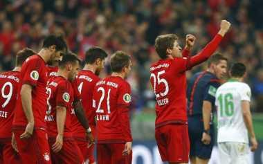 Bayern Pede Lolos Final Liga Champion