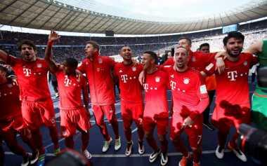 Hot Soccer: Bayern Optimis Kantongi Tiket Final Liga Champion
