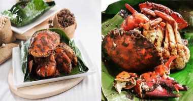 Makan Siang Spesial dengan 5 Kepiting Asap Endess di Jakarta