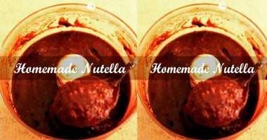 FOTO: Praktis, Selai Nutella Bisa Bikin Sendiri di Rumah