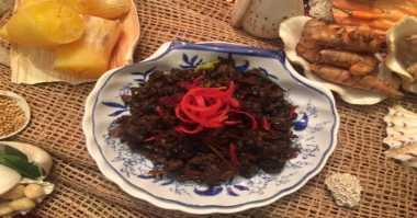 TOP FOOD 7: Tumis Bia, Hidangan Rumahan Masyarakat Ambon