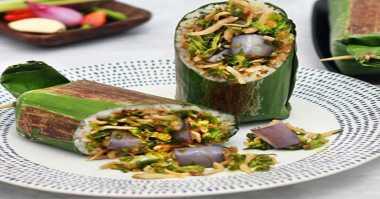 TOP FOOD 6: Menu Spesial dan Praktis, Nasi Bakar Teri