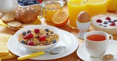 TOP FOOD 5: Tips Atasi Perut Lapar di Pagi Hari