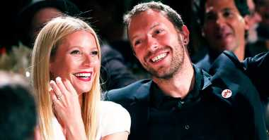 Gwyneth Paltrow Ngaku Masih Cinta Chris Martin