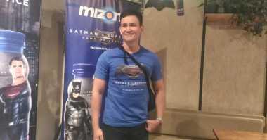 Marcelino Lefrandt Santai Tanggapi Foto Dewi Rezer dan Pria Bule