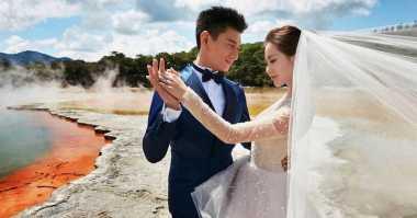 Pengantin Baru, Cecilia Liu & Nicky Wu Jarang Bertemu