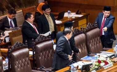 PKS Protes Fahri Hamzah Ikut Pimpin Sidang Paripurna