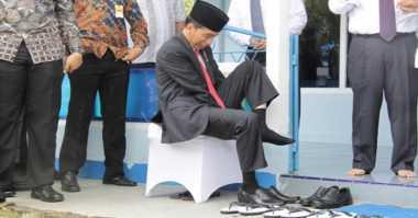Presiden Jokowi Tiba di Lombok, Salat Jumat di Bima