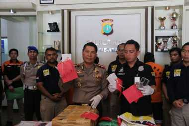 "Polres Bandara Soekarno-Hatta Bongkar ""Tikus Kargo"""