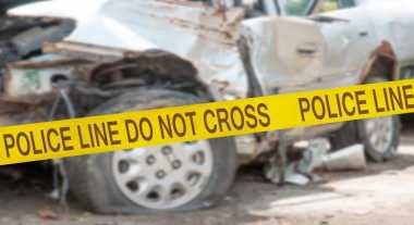 Mobil Pikap Tabrak Motor, Tiga Orang Terluka