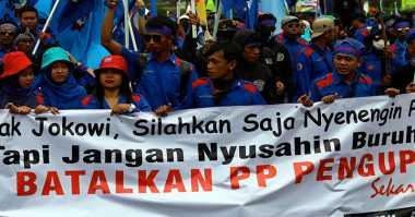 May Day di Sumut, 23 Elemen Buruh Akan Unjuk Rasa
