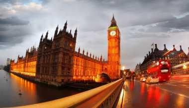 Big Ben di Inggris Tak Lagi Berbunyi