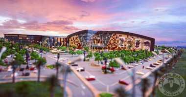 Dubai Segera Miliki Taman Indoor Terbesar di Dunia