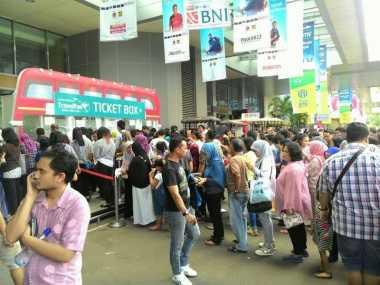 Serentak 14 Kota, GATF 2016 Tak Masukkan Kalimantan