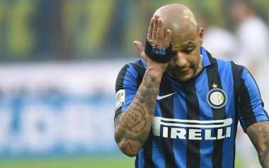 Melo Bantah Bakal Tinggalkan Inter