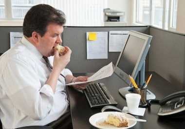 4 Akibat Orang Obesitas Tidak Jaga Pola Makan