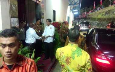 Jokowi Datang Telat di Pembukaan TSC