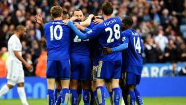 Leicester Tak Sebanding dengan Atletico