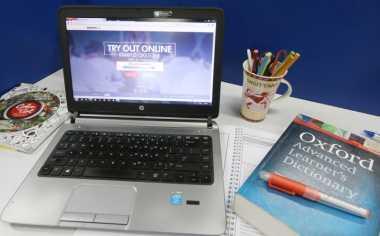 Serunya Ikut Try Out Online Okezone