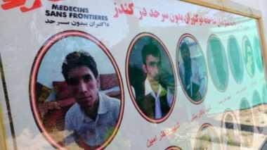 AS: Tragedi Rumah Sakit Kunduz Bukan Kejahatan Perang