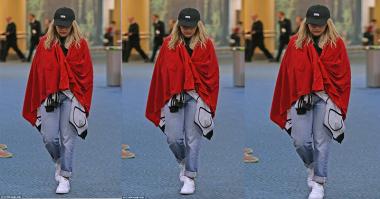TOP FASHION 3: Digosipkan Selingkuh dengan Jay Z, Gaya Rita Ora Makin Keren