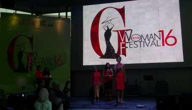 'Genie Woman Festival' Apresiasi Perempuan Aktif dan Produktif