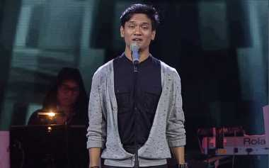 Maruli Tutup Babak Knockout di The Voice Indonesia