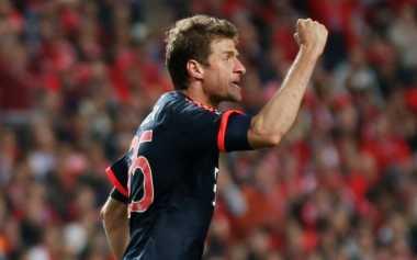 Alasan Guardiola Cadangkan Muller saat Bentrok dengan Atletico