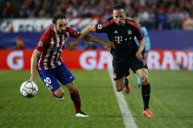 Soccer Magazine: Atletico Sukses Bungkam Bayern