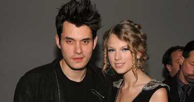 Taylor Swift Bertemu John Mayer di Pesta Ultah Gigi Hadid
