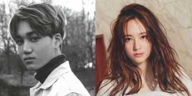 TERHEBOH: Kai EXO dan Krystal Kepergok Beli Kondom Bareng