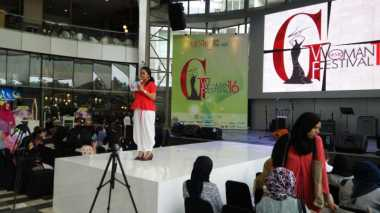 Sederet Musisi Meriahkan Genie Woman Festival 2016